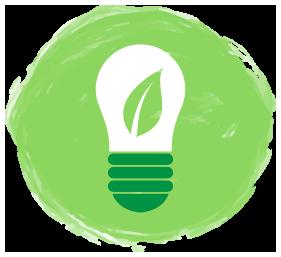 Umweltschutz-Strom
