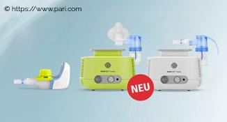 Kur-Apotheke Karsten Wolter PARI BOY Inhalationstherapie