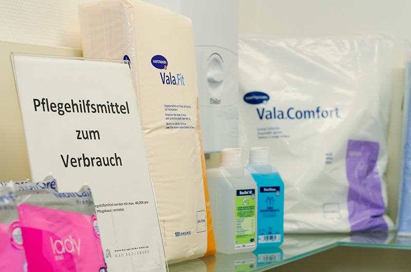 Kur Apotheke Karsten Wolter - Pflegehilfsmittel zum Verbrauch