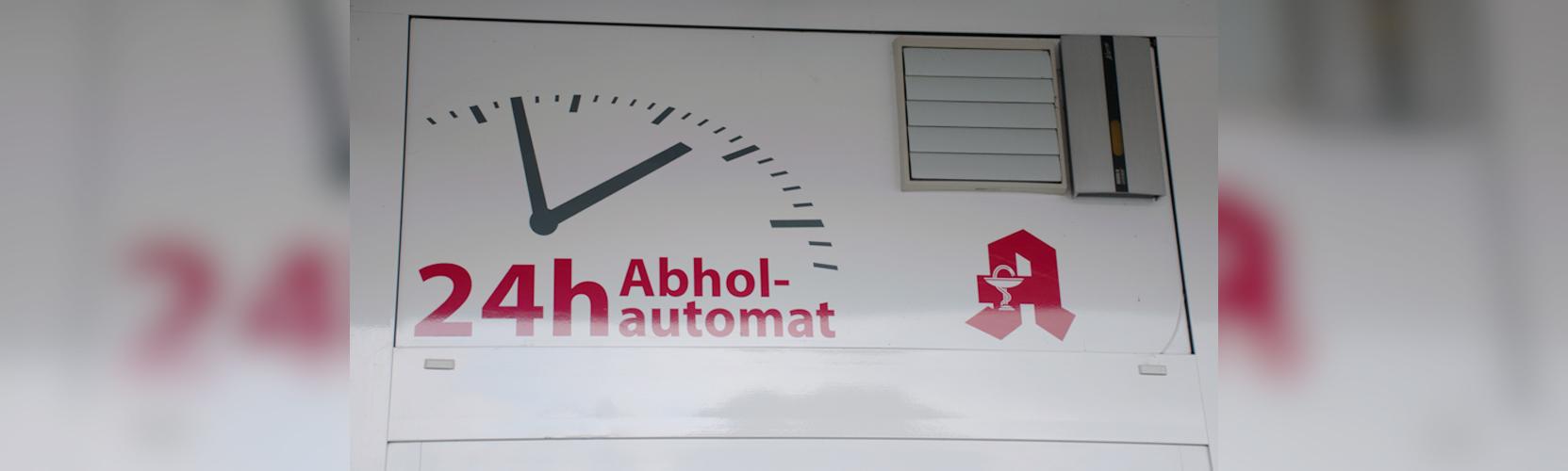 Kur Apotheke 24 Stunden Abholautomat